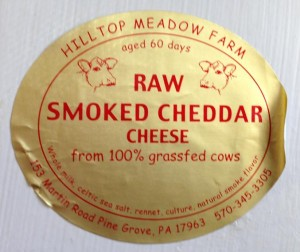Hilltop Meadow Farm Cheese
