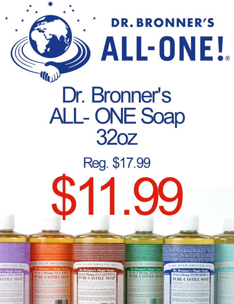 dr bronners soap ex